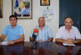 La Plataforma local en defensa del Trasvase Tajo-Segura hace un balance de la recogida de firmas