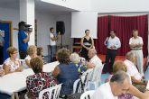 El Centro de Mayores de Mazarrón abre mañana, 15 de septiembre, el plazo de inscripción en las actividades del curso 2009/2010