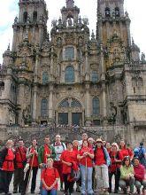 La Rondalla de Mazarrón ha organizado un viaje a Galicia, abierto a la participación de todos los ciudadanos, para visitar la ciudad de As Pontes