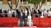Valcárcel entrega los diplomas a los 15 nuevos agentes de Policía Local de Mazarrón