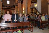 Autoridades municipales participan los actos con motivo del  V Encuentro Solidario de Amigos y Enfermos de Alzheimer