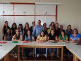 Un total de 22 jóvenes participan en el curso de Animación a la lectura y escritura creativa