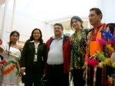 """Inauguración de la """"Exposición de pinturas y trajes típicos"""" en el centro sociocultural """"La Cárcel"""""""