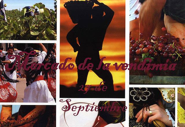El Mercadillo mensual Artesano de La Santa, dedicado a la vendimia, se celebrará este domingo 4 de octubre, Foto 1