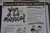 """La Escuela Municipal de Música celebra una audición en el Centro Sociocultural """"La Cárcel"""" - 55"""