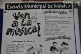 "La Escuela Municipal de M�sica celebra una audici�n en el Centro Sociocultural ""La C�rcel"" - 55"