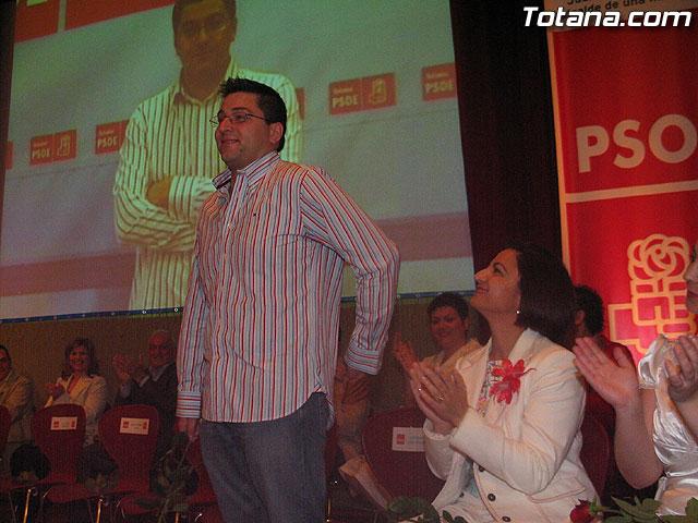 El secretario general de Juventudes Socialistas, Jesús B. Lorca, pide a la concejal del PP, Josefa María Sánchez, que deje de hacer demagogia, Foto 1