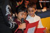 El colegio Reina Sof�a acogi� el acto oficial de la apertura del curso escolar 2009-10 coincidiendo con su 25 aniversario - 12