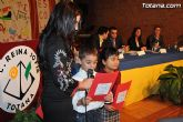 El colegio Reina Sof�a acogi� el acto oficial de la apertura del curso escolar 2009-10 coincidiendo con su 25 aniversario - 13