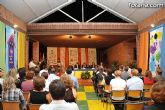 El colegio Reina Sof�a acogi� el acto oficial de la apertura del curso escolar 2009-10 coincidiendo con su 25 aniversario - 14