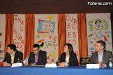 El colegio Reina Sof�a acogi� el acto oficial de la apertura del curso escolar 2009-10 coincidiendo con su 25 aniversario - 16