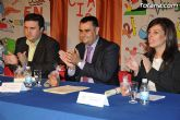 El colegio Reina Sof�a acogi� el acto oficial de la apertura del curso escolar 2009-10 coincidiendo con su 25 aniversario - 51