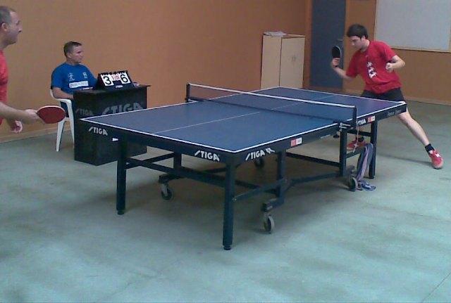 Tenis de Mesa. 2 partidos amistosos en Garrucha, Foto 2