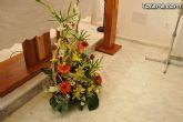 La plantilla de la U.D. Paret�n realiza la tradicional ofrenda floral a Nuestra Señora del Rosario - 21