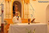 La plantilla de la U.D. Paret�n realiza la tradicional ofrenda floral a Nuestra Señora del Rosario - 23