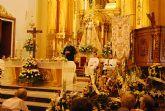 El d�a 7 de octubre se celebr�  la Festividad de Nuestra Señora la Virgen del Rosario