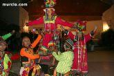 """El """"Festival de danza y folclore"""" congrega a un numeroso público de distintas nacionalidades y localidades de la región de Murcia"""