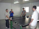 El Centro Ocupacional de Mazarrón se suma a las actividades deportivas