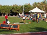 Juan José Raja destaca en el Campeonato de España de Atletismo