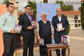 Presentado un libro de Juan Cánovas Mulero sobre el cementerio municipal Nuestra Señora del Carmen