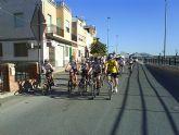 Arranca la nueva temporada de bicicleta de montaña, organizada por la Concejalía de Deportes, con la participación de más de treinta ciclistas
