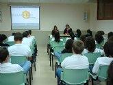 800 jóvenes estudiantes de enseñanza secundaria participan en los talleres de sensibilización sobre voluntariado
