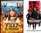 """La película infantil """"Vicky el vikingo"""" y la nueva película de Quentin Tarantino """"Malditos bastardos"""", en el Cine Velasco este fin de semana"""
