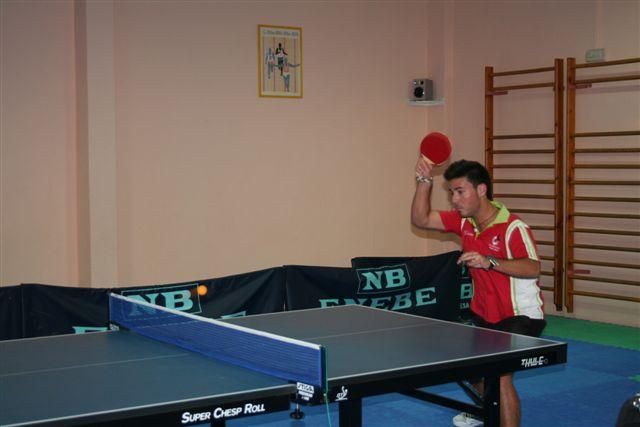 Tenis de mesa. 3ª división nacional. Victoria facil del CADE Totana, Foto 1