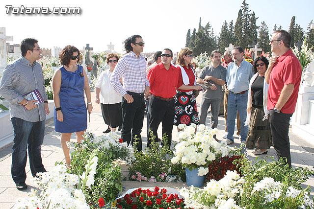 Se cumplen 70 años del fusilamiento de 11 jóvenes socialistas en Totana, Foto 1
