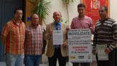 El Ayuntamiento y las organizaciones agrarias piden a la poblaci�n que secunde la manifestaci�n en la capital para la defensa del sector agrario