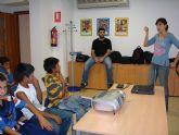 """Proyecto de """"Integración socioeducativa de menores y jóvenes en situación o riesgo de exclusión social"""""""