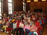 Convivencia en la fundación Andrés Martínez Cánovas, en La Unión