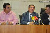 El Defensor del Pueblo de la Regi�n de Murcia visita Totana - 7