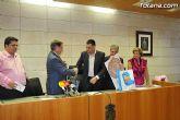 El Defensor del Pueblo de la Regi�n de Murcia visita Totana - 12