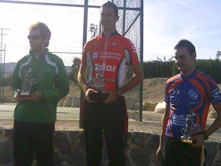 Juan Daniel Costa sube de nuevo al pódium en Cehegín, Foto 1
