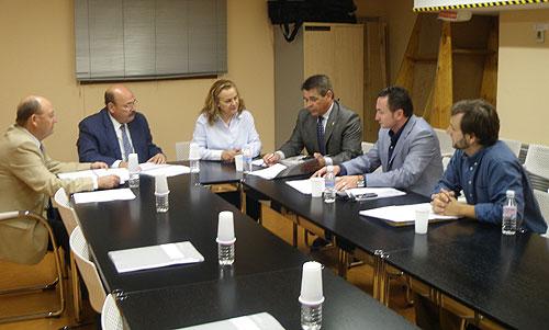 Reunión del Consorcio Turístico Mancomunidad de Sierra Espuña, Foto 1