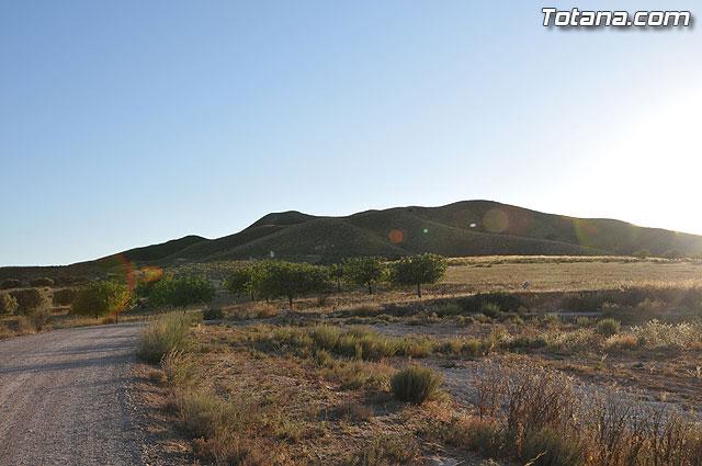 La Agrupación de Senderistas y Montañeros de la Región de Murcia (ASM) se va por los senderos de las tierras de Lorca y Totana este fin de semana, Foto 1