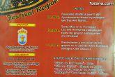 Totana revivirá las tradiciones musicales de la Región con la celebración del Festival Folklórico Regional - 9