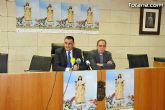 Presentado el programa de actos religiosos de las fiestas de Santa Eulalia 2009 - 3