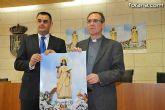 Presentado el programa de actos religiosos de las fiestas de Santa Eulalia 2009 - 8