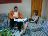 El concejal de Bienestar Social mantiene una reunión de trabajo con la nueva directora del Instituto Murciano de Acción Social