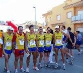 Fin de semana muy movido para los atletas del Club de atletismo Totana