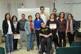 Entregan sus diplomas a 20 jóvenes en situación de desempleo que han participado en un curso impartido por MIFITO