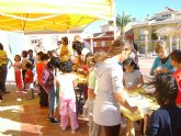 """Proyecto: """"El Ludobús: acercamiento del juego educativo a barrios y pedanías de Totana"""""""