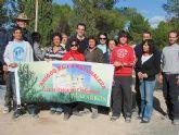 """Los """"Amigos de la Naturaleza"""" disfrutan de una acampada en Yecla"""