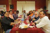 Cena-convivencia organizada por el Ilustre Cabildo Superior de Procesiones de Totana - 6