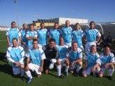 El líder de la Liga de Fútbol Aficionado Juega Limpio Los Pachuchos tropieza con el Bar River-Santo Barón