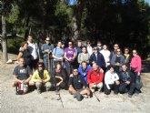 La concejalía de Deportes organiza una salida de senderismo por la Sierra de Ricote