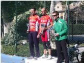 Gran actuación de Pedro Antonio y Juanda con un 1º y 2º puesto senior en la XX Subida MTB al Nevazo (Caravaca)