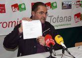 IU: El Ayuntamiento aumenta su deuda mediante un préstamo de 3 millones de euros, que tendrá que pagar en un año